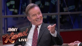 Embarrassing Clip of Bryan Cranston in First TV Show