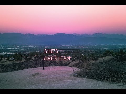 The 1975 - Shes American