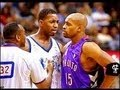 Vince Carter vs Tracy Mcgrady HD