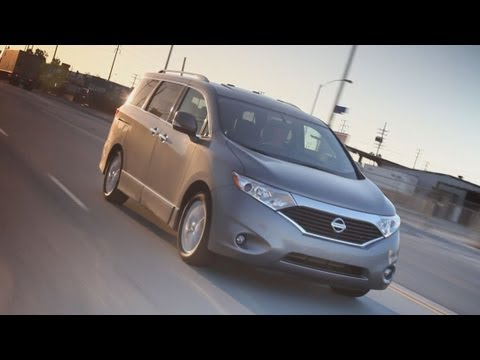 2012 Nissan Quest Video Review - Kelley Blue Book