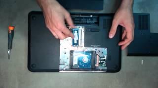 Ремонт ноутбука. Замена памяти в ноутбуке HP G6 2339sr