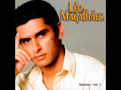 Léo Magalhães Vol 1 Seresta Cd Completo