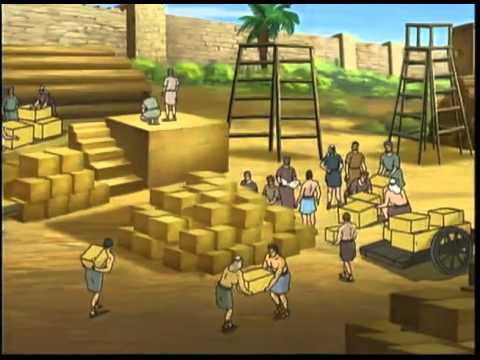 Bible Stories - Old Testament_ Solomon and the Temple