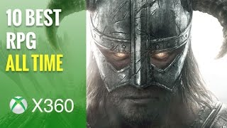 Top 10 Xbox 360 RPG Games of All Time