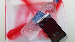 LeTv Le 1S Water Test - It Is Water Resistant ?