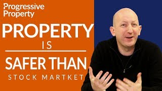 Property Allows You Leverage Your Money Better Than Stocks & Shares