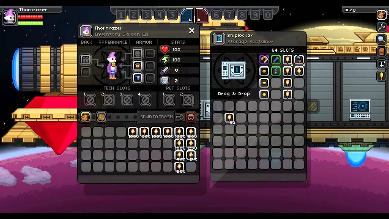 Glitch Objects Starbound Chest Wiki Wiring Creations Download