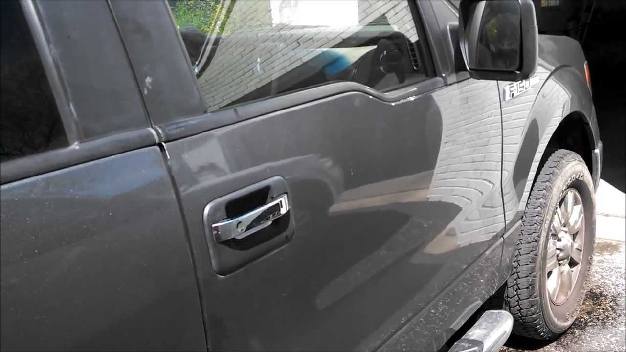 How To Find Ford F150 Keyless Entry Keypad Code Youtube