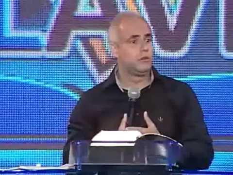 Pregação  Desafios da liderança - Pr. Claudio Duarte