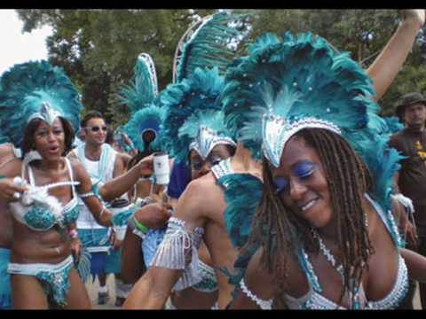 Trinidad Steelbands Flag Party Video