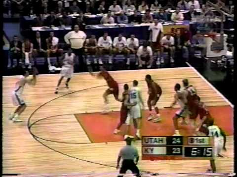 1998 National championship game from San Antonio Texas.