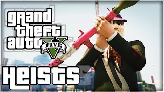 COMPLETING THE SETUP! | GTA 5 Funny Moments (GTA 5 Online Heists)