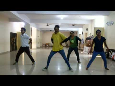 Tattad Tattad - Arun Vibrato Choreography video