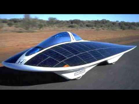 Solar Cars by Murtaza Khan