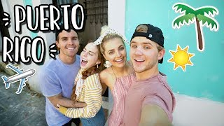 OUR FIRST TIME IN PUERTO RICO!!
