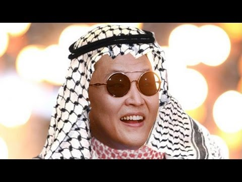 Psy - Gentleman Arab Parody M v video