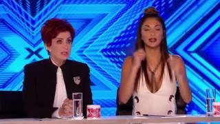Xfactor Auditions 2016, surprising auditions, Sada Vidoo,Bradley and Ottavio,Honey G,Tom & Laura