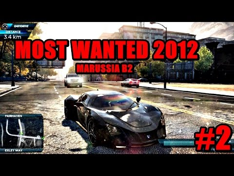 Need for speed most wanted 2012 marussia b2 1080p