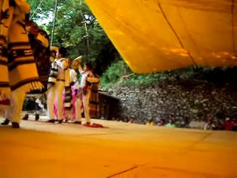 Bailes de la Tierra Caliente del Estado de Guerrero  ejecutados por el grupo dedanza coatepec