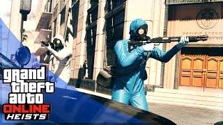 GTA 5 Online Heist DLC Release Date!? COMING BEFORE PC!  (GTA 5 Gameplay)