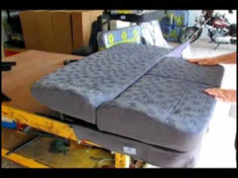 Sof cama caposan mb cara chata patente requerida youtube - Sofa cama original ...