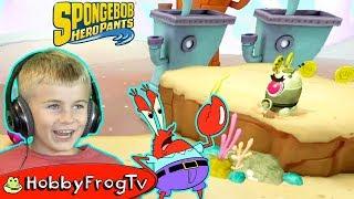 Spongebob HeroPants 1 HobbyFrogTV