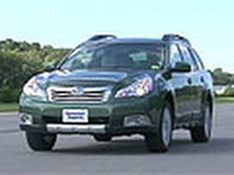2010- 2012 Subaru Outback Review
