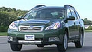 2010-2012 Subaru Outback Review | Consumer Reports