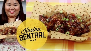 CHICKEN OYSTER RECIPE | NEW FILIPINO COOKING Channel | Kusina Sentral