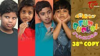 Fun Bucket JUNIORS   Episode 38   Kids Funny Videos   Comedy Web Series   By Sai Teja - TeluguOne