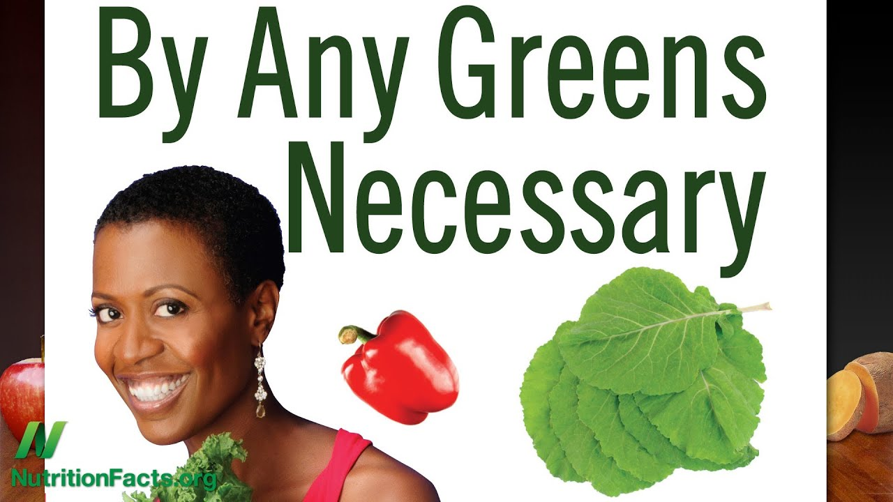 Preventing Breast Cancer By Any Greens Necessary