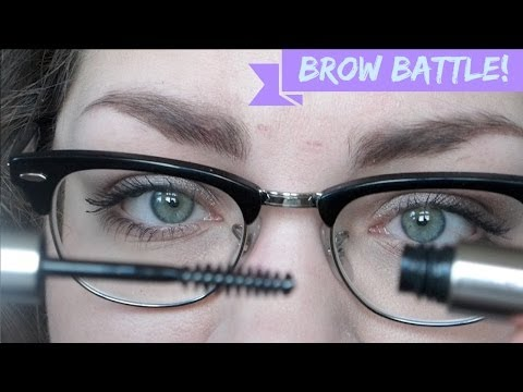 Anastasia Clear Brow Gel: First Impression + Comparison + Review!