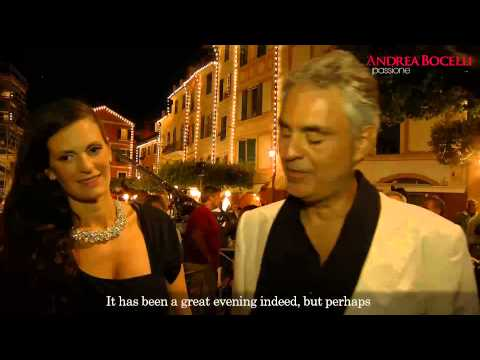 Andrea Bocelli's beautiful new album Passione / Epk 8