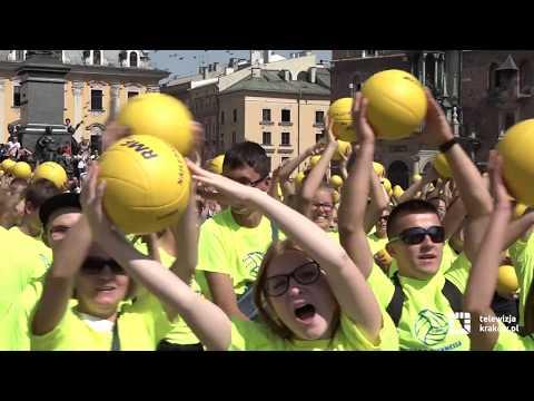 Udało Się! Rekord Guinnessa W Podbijaniu Piłki Do Siatkówki
