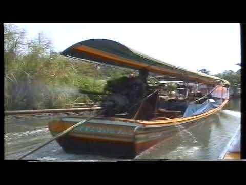 Chao Phraya river, Bangkok City, Thailand
