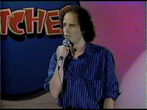 Steven Wright HBO Comedians Reunion Special