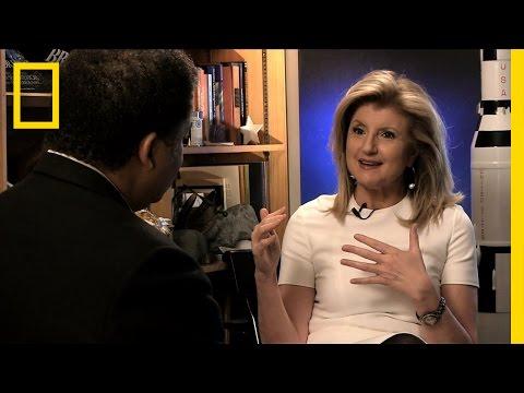 Arianna Huffington on Meditation | StarTalk