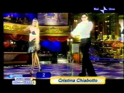 Cristina Chiabotto – Varietà: Aspettando Miss Italia 2009