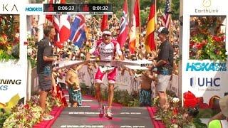 IRONMAN KONA 2016 Hawaii   Mister JAN FRODENO WORLD CHAMPION   Allon Sports