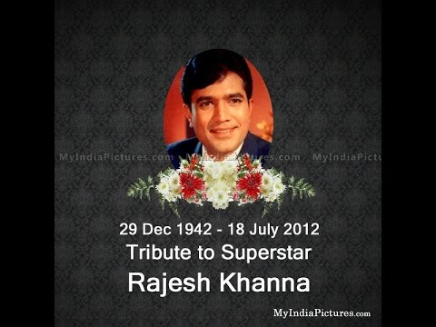 Biography of rajesh khanna
