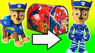 Paw Patrol and PJ Masks Magical Mailbox with Mr Incredible and Toy Story
