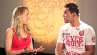 Fight Night Abu Dhabi: Minotauro Nogueira Pre-Fight Interview