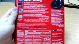 Unboxing - Microsoft Wireless Mouse 5000 Bluetrack Technology