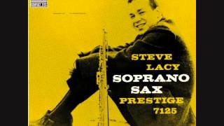 Steve Lacy. Alone Together.