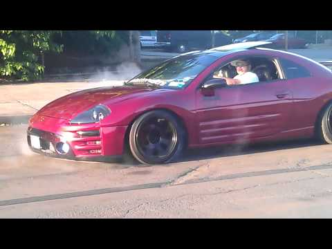 Serious Innovations Boosted 3g Eclipse Burnout Youtube