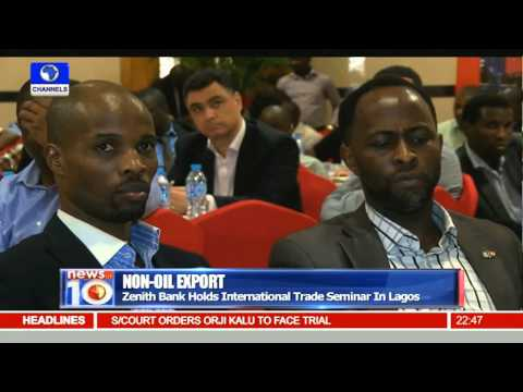 Zenith Bank Holds International Trade Seminar In Lagos