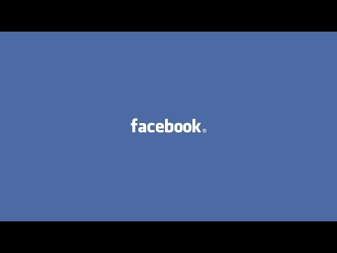Facebook Anthem Video
