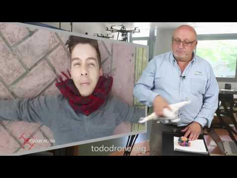 TUTORIAL FILMACIÓN DE PERSONAS CON DRONE
