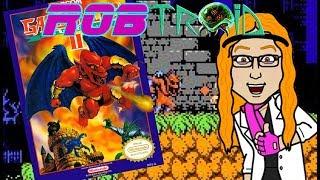 Gargoyle's Quest II (NES) - RobTroid