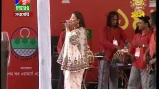 Bangla Vision live poyela boishak  momotaj
